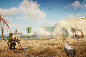 Assassin's Creed Valhalla: The Siege of Paris Screenshot