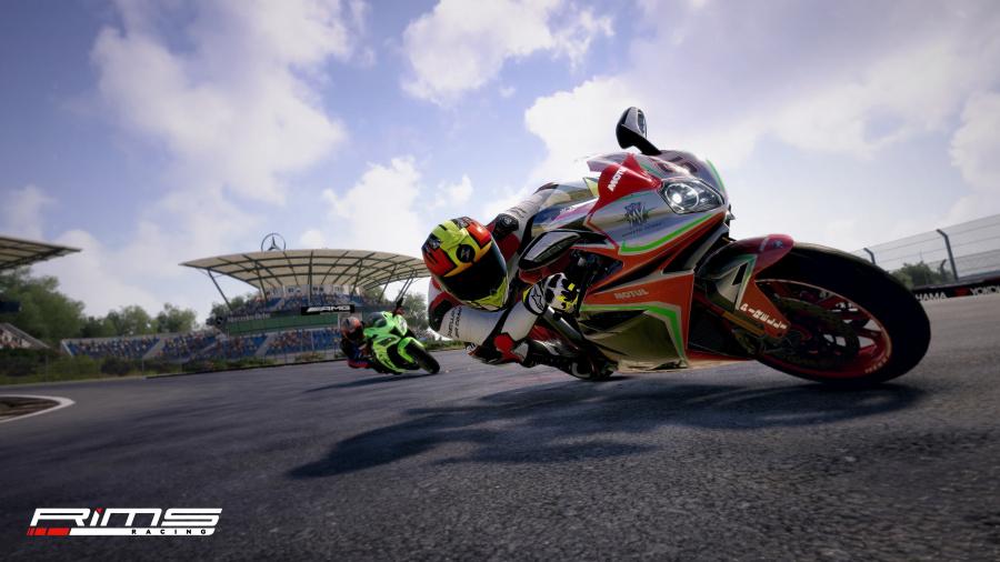 RiMS Racing Review - Screenshot 1 of 8