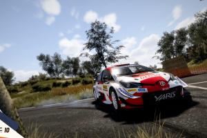 WRC 10 Screenshot