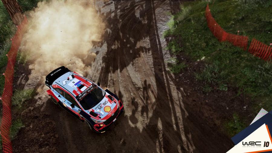 WRC 10 Review - Screenshot 1 of 3