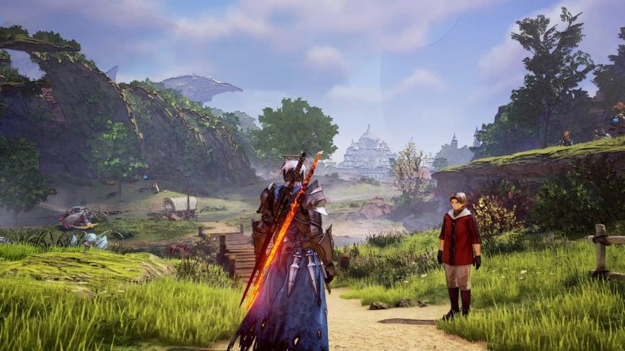 Tales of Arise Review - Screenshot 1 of 6