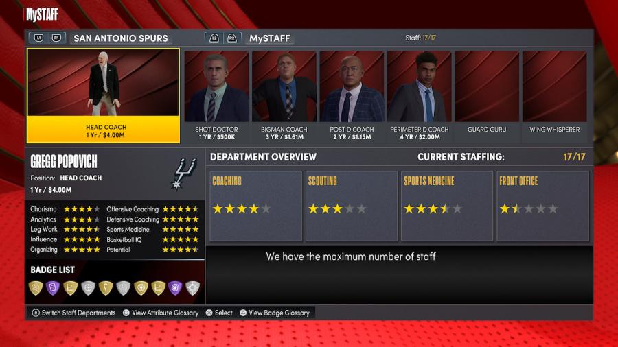 NBA 2K22 Review - Screenshot 3 of 4
