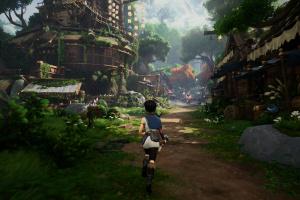 Kena: Bridge of Spirits Screenshot