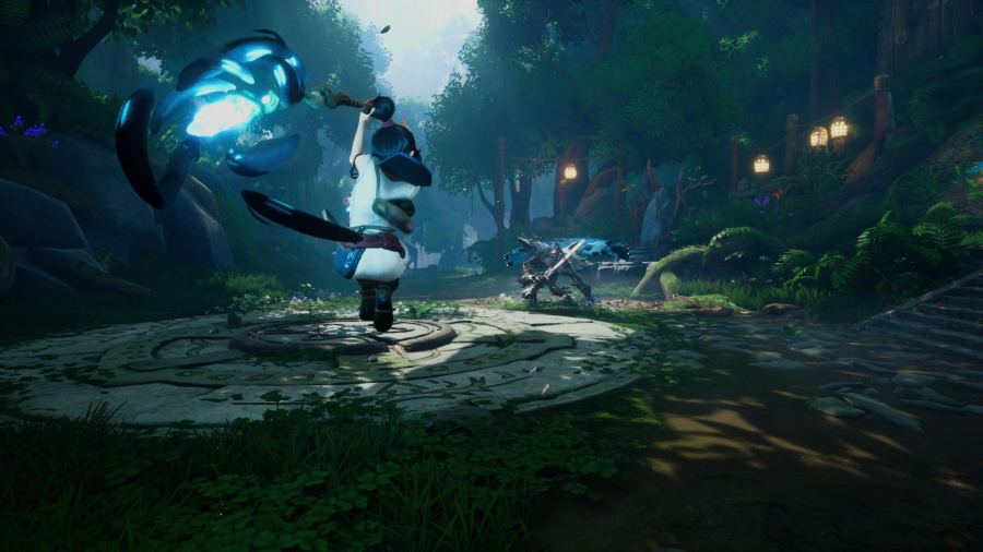 Kena: Bridge of Spirits Review - Screenshot 1 of 3