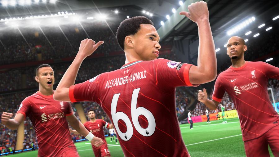FIFA 22 Review - Screenshot 5 of 6