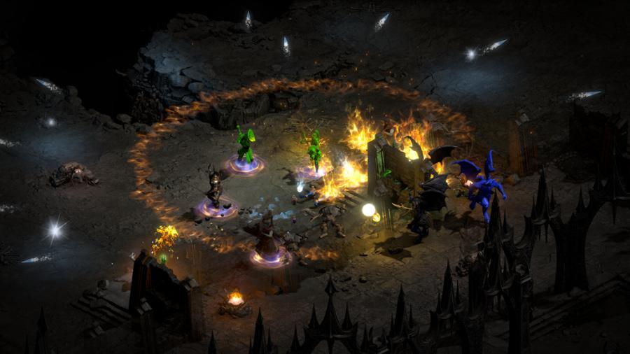 Diablo 2: Znovu recenze - snímek obrazovky 4 ze 4