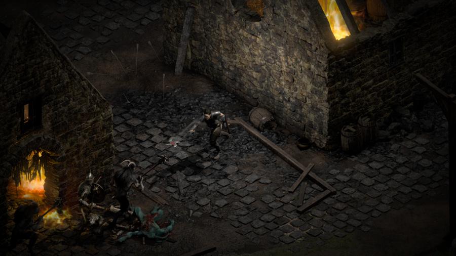 Diablo 2: Znovu recenze - snímek obrazovky 2 ze 4