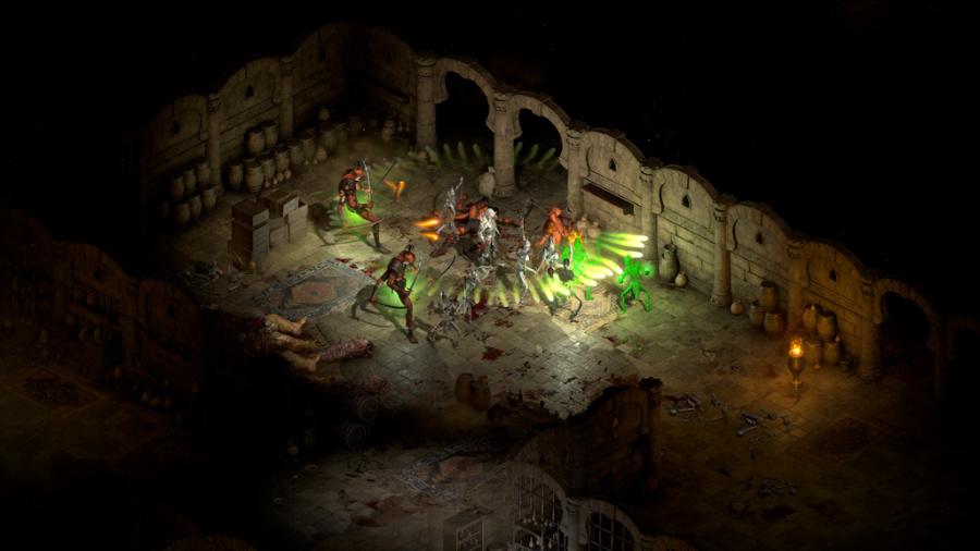 Diablo 2: Resurrected Review - Screenshot 3 of 4