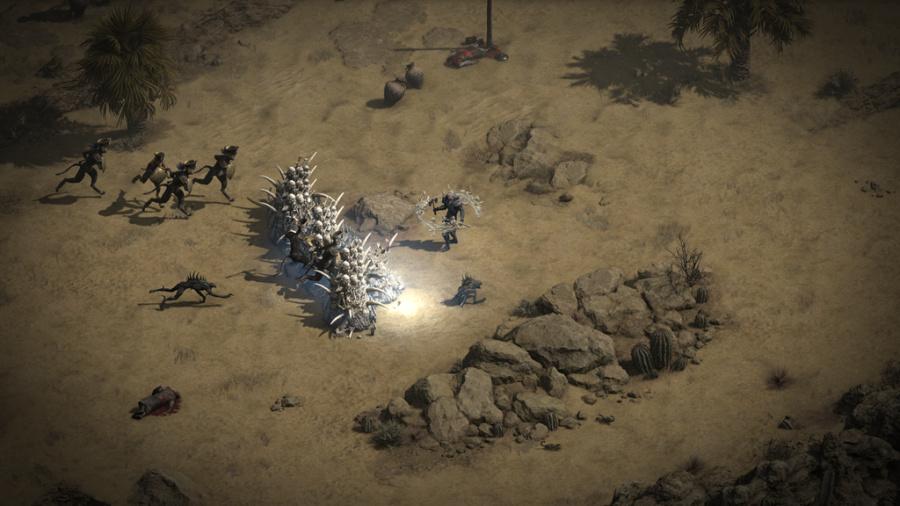 Diablo 2: Risen Review - Screenshot 1 of 4