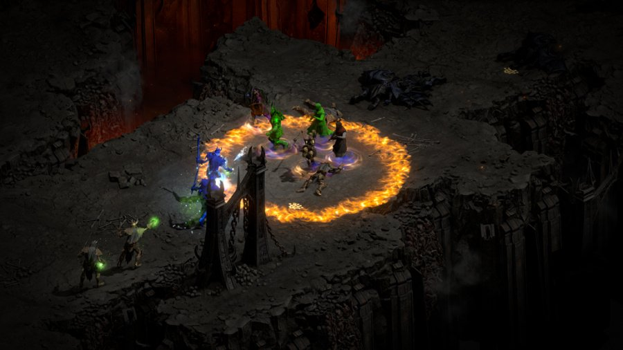 Diablo 2: Znovu recenze - snímek obrazovky 3 ze 4