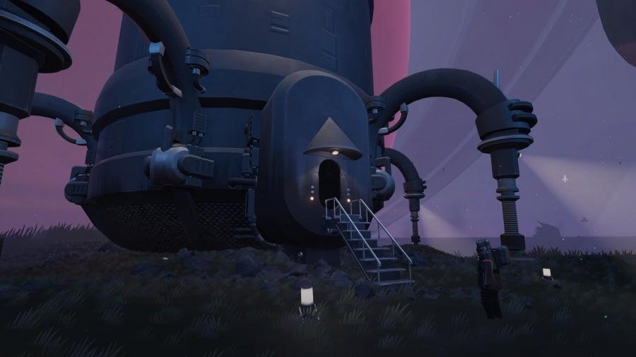Jett: The Far Shore Review - Screenshot 3 of 3
