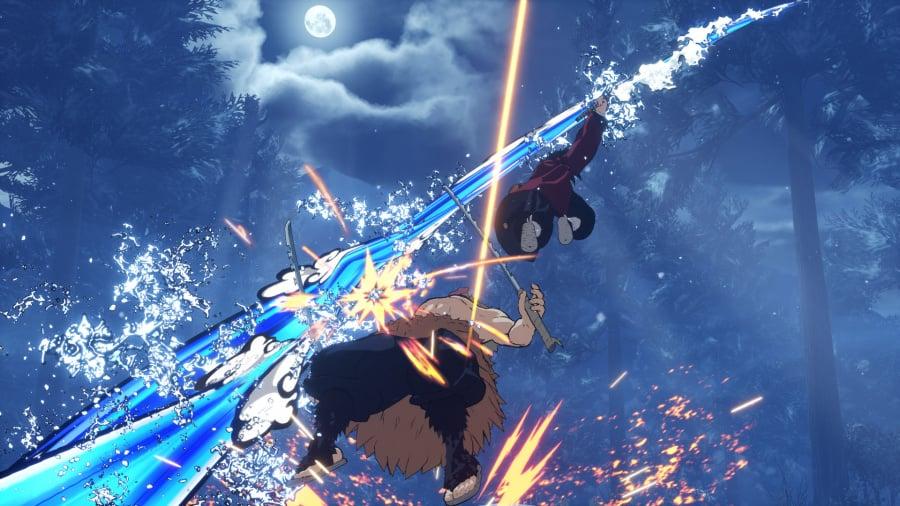 Demon Slayer: Kimetsu no Yaiba - The Hinokami Chronicles Review - Screenshot 2 of 4
