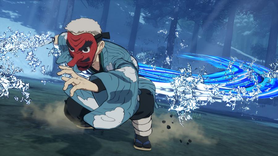 Demon Slayer: Kimetsu no Yaiba - The Hinokami Chronicles Review - Screenshot 1 of 4