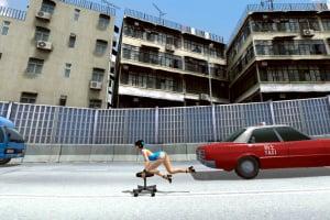 Kung Fu Rider Screenshot