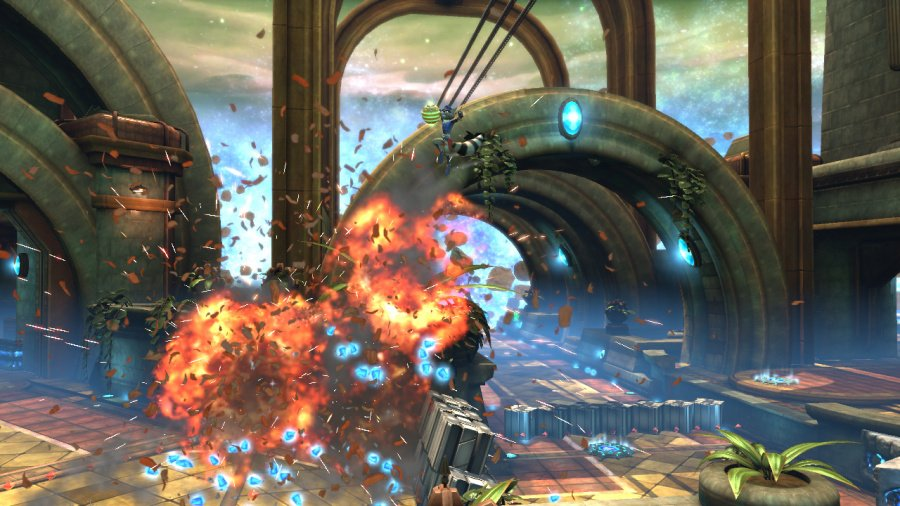 PlayStation Move Heroes Review - Screenshot 1 of 6