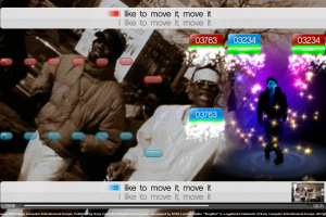 SingStar Dance Screenshot