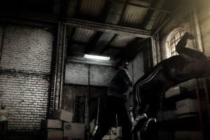 The Fight: Lights Out Screenshot