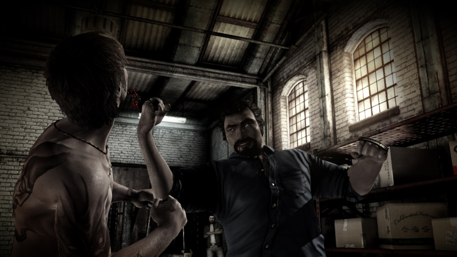 The Fight: Lights Out Review - Screenshot 1 of 4