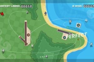 Flight Control HD Screenshot