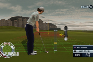 Tiger Woods PGA Tour 11 Screenshot