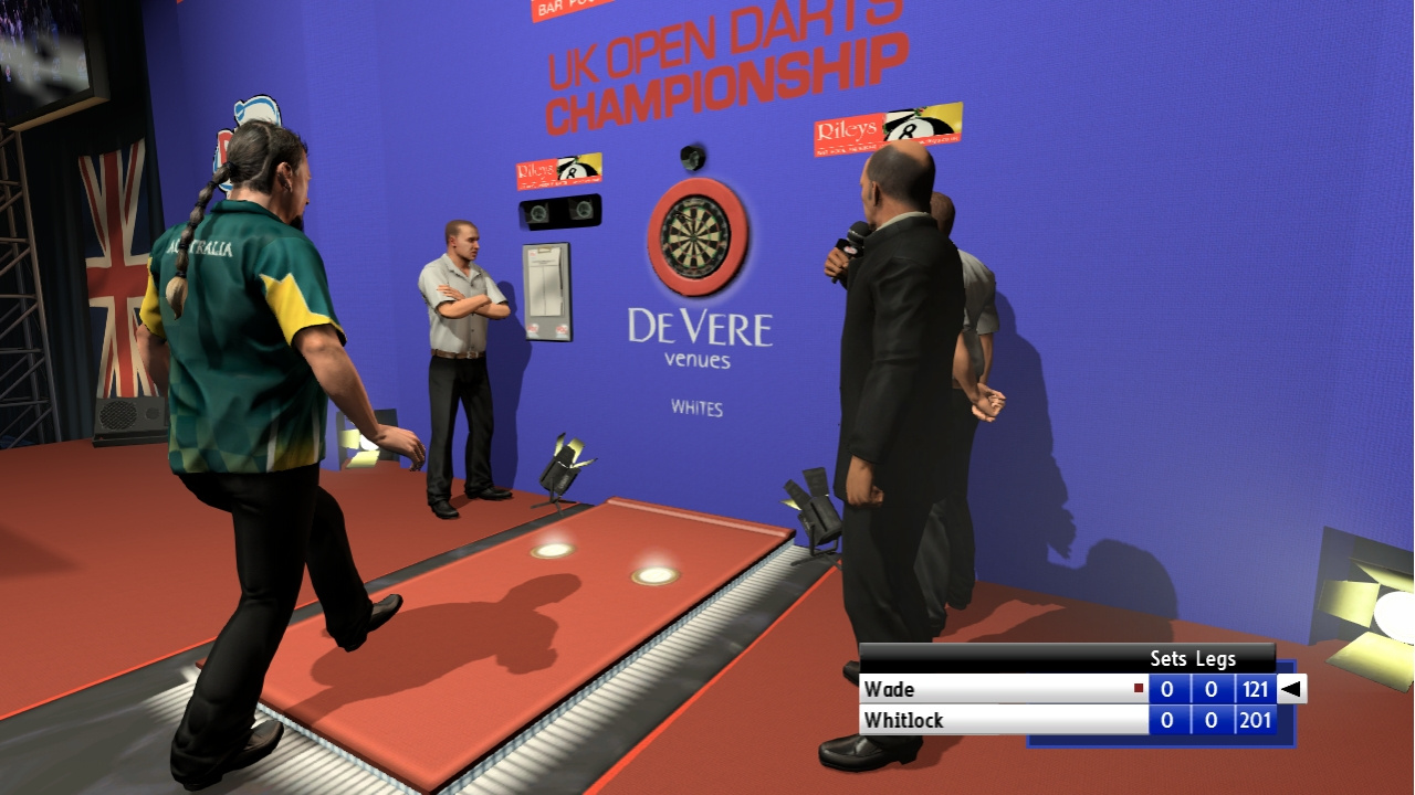Pdc World Championship Darts Pro Tour Review Ps3 Push Square