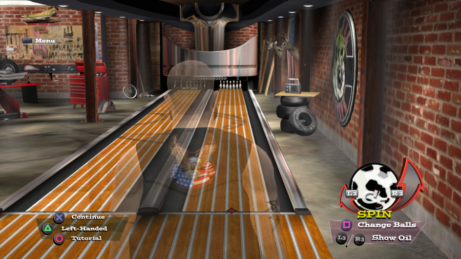 High Velocity Bowling Review - Screenshot 1 of 4