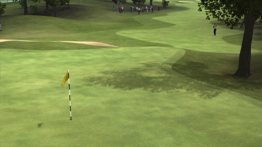 John Daly's ProStroke Golf Review - Screenshot 1 of 4