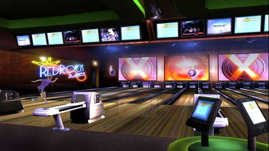 Brunswick Pro Bowling Review - Screenshot 1 of 3