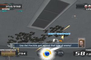 Time Crisis: Razing Storm Screenshot