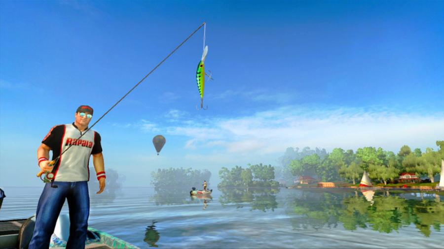 Rapala Pro Bass Fishing Review - Screenshot 2 of 3