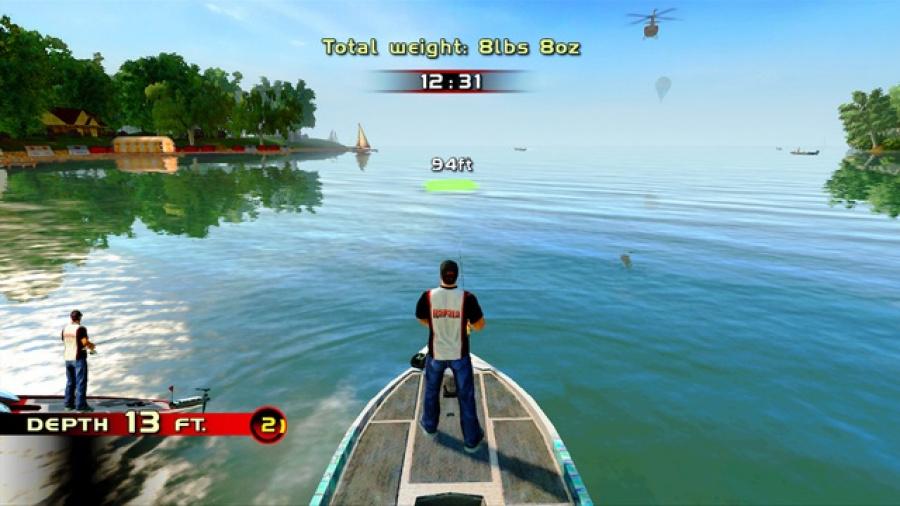 Rapala Pro Bass Fishing Review - Screenshot 1 of 3