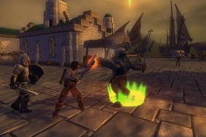 The Lord of the Rings: Aragorn's Quest Screenshot