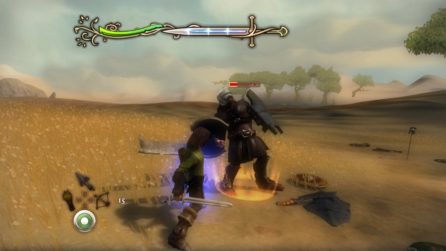 The Lord of the Rings: Aragorn's Quest Review - Screenshot 1 of 6