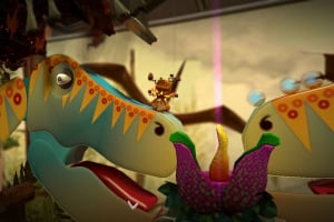 Sackboy's Prehistoric Moves Screenshot