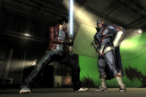 No More Heroes: Heroes' Paradise Screenshot