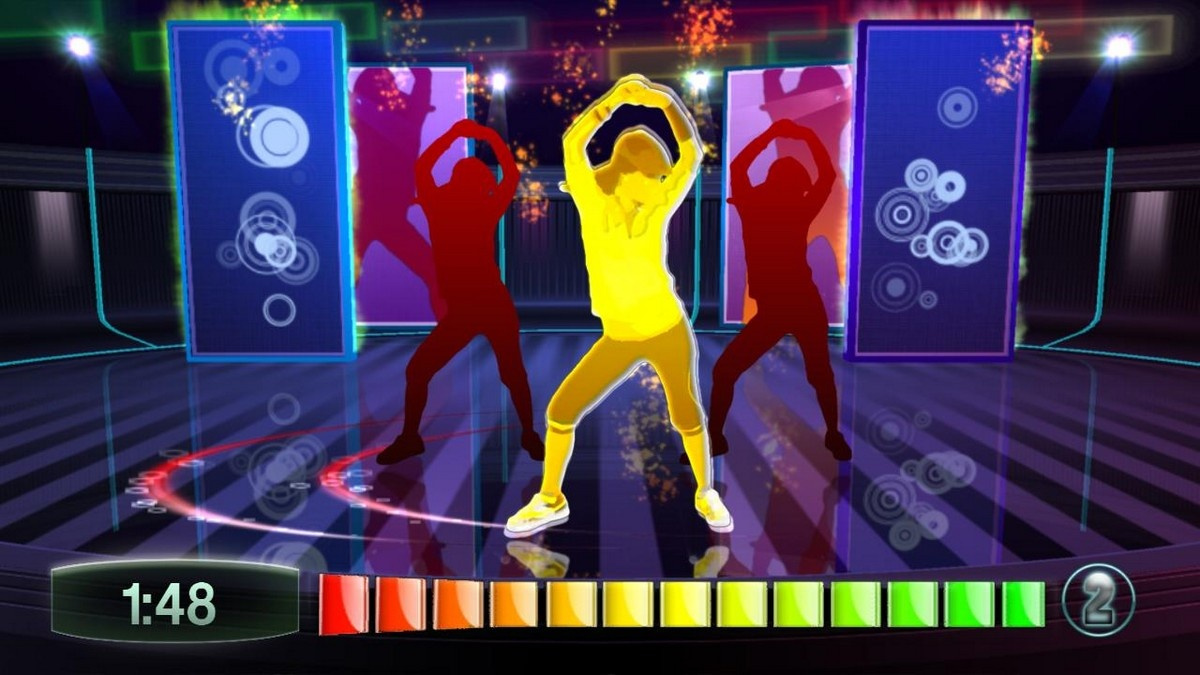 Zumba fitness ps3 playstation 3 news reviews trailer for Living room zumba