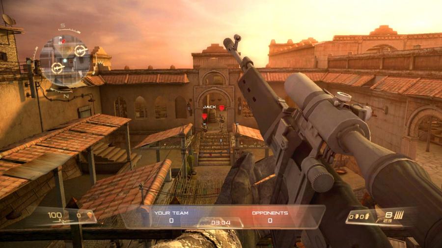 Modern Combat: Domination Review - Screenshot 1 of 3
