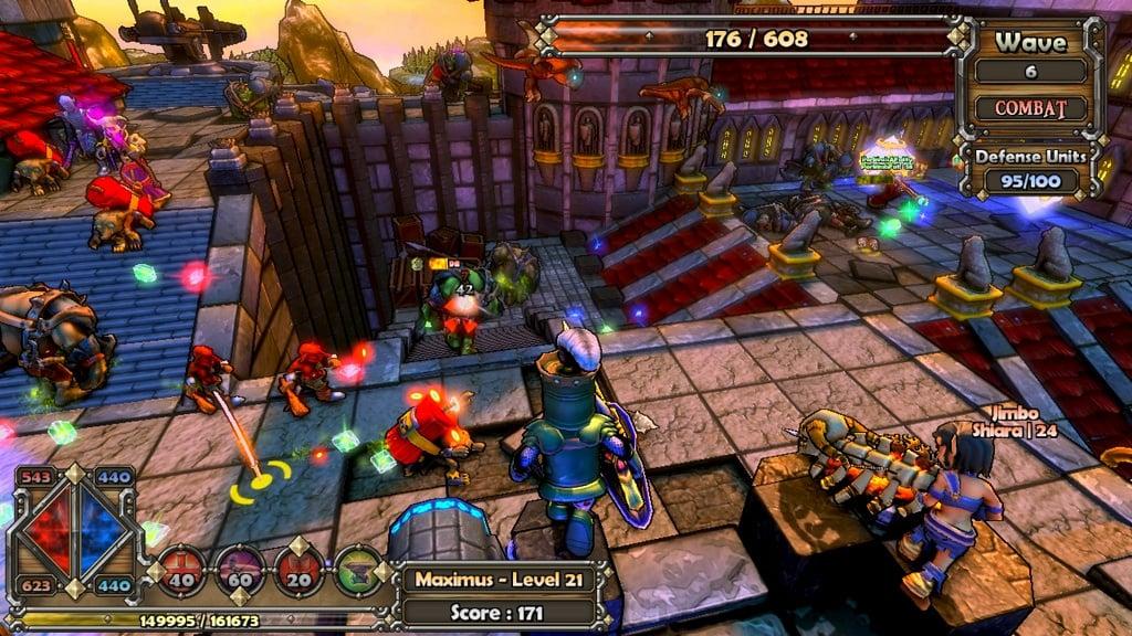 dungeon defenders ps3 cheats