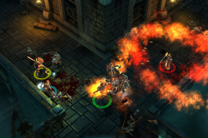 Dungeon Hunter: Alliance Screenshot
