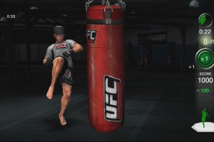 UFC Personal Trainer: The Ultimate Fitness System Screenshot