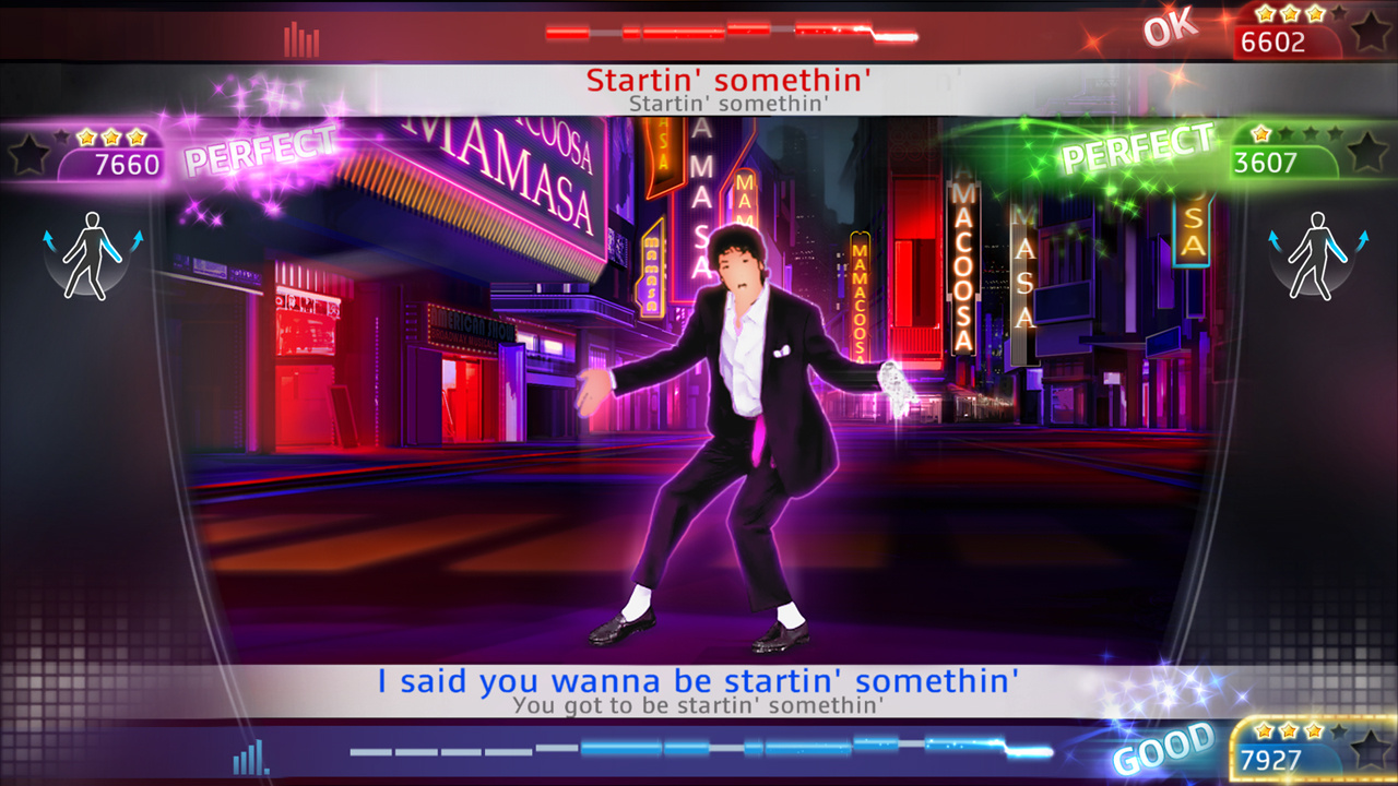 michael jackson dance game xbox one