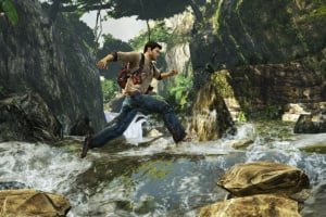 Uncharted: Golden Abyss Screenshot