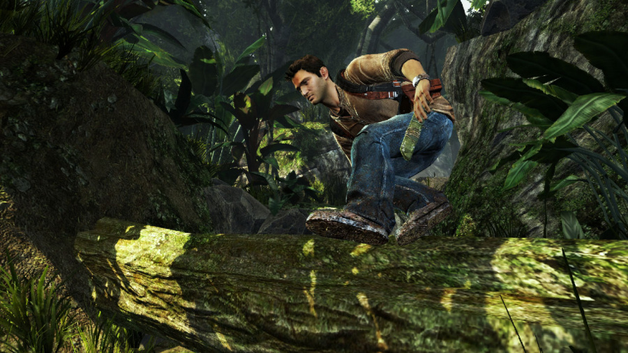 Uncharted: Golden Abyss Review - Screenshot 1 of 5