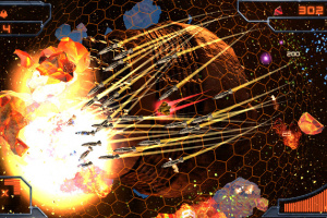 Super Stardust Delta Screenshot