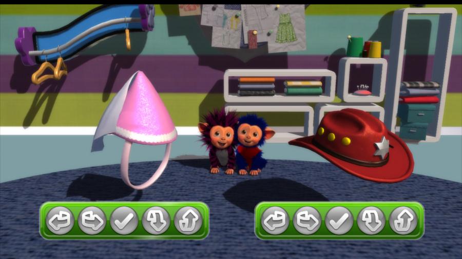 EyePet & Friends Review - Screenshot 1 of 7