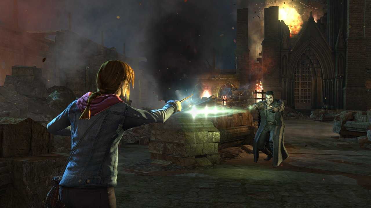 Harry Potter And The Deathly Hallows Part Ii Review Ps3 Push Square