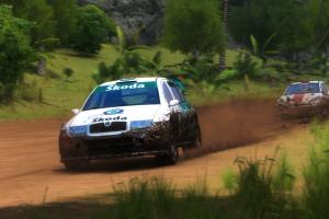 SEGA Rally Online Arcade Screenshot