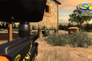 Greg Hastings Paintball 2 Screenshot