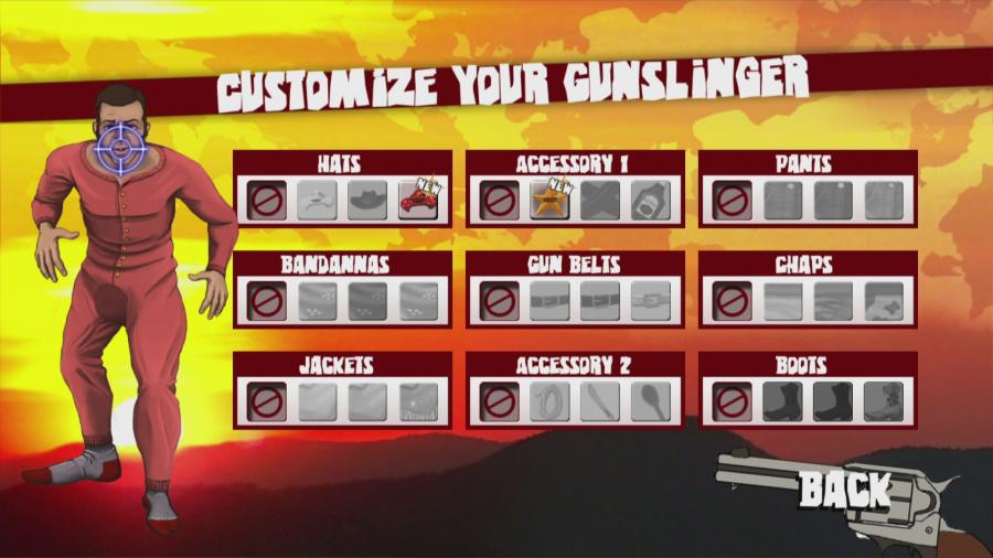 Fast Draw Showdown Review - Screenshot 1 of 3