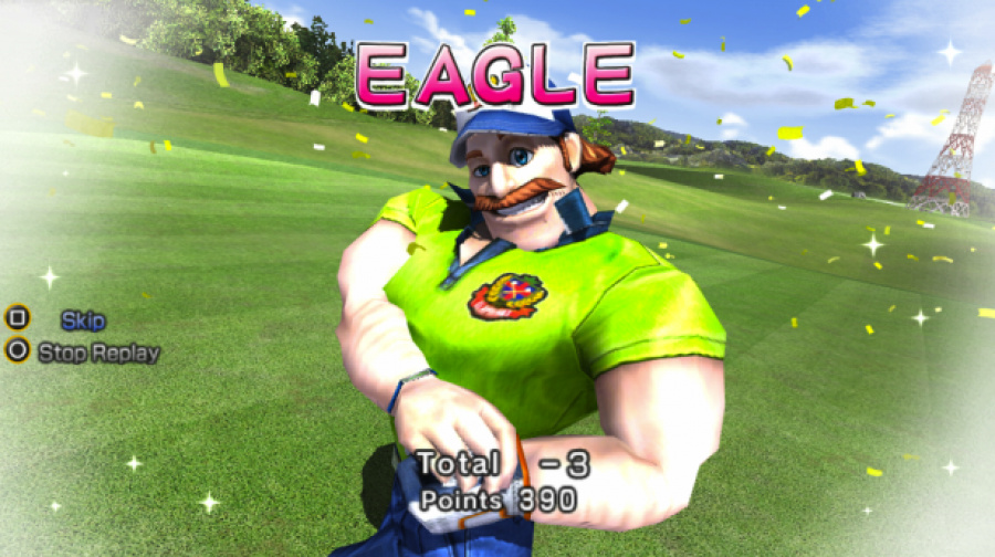 Hot Shots Golf: World Invitational Review - Screenshot 4 of 4